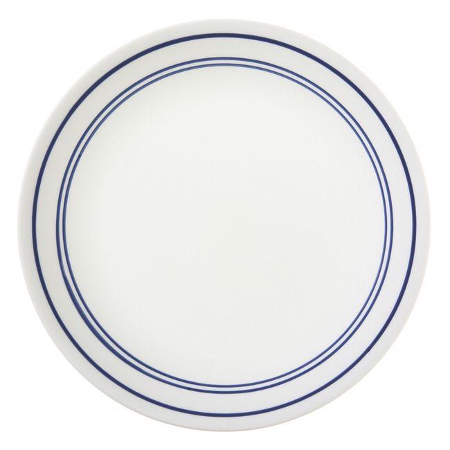 "Classic Café Blue 10.25"" Dinner Plate"