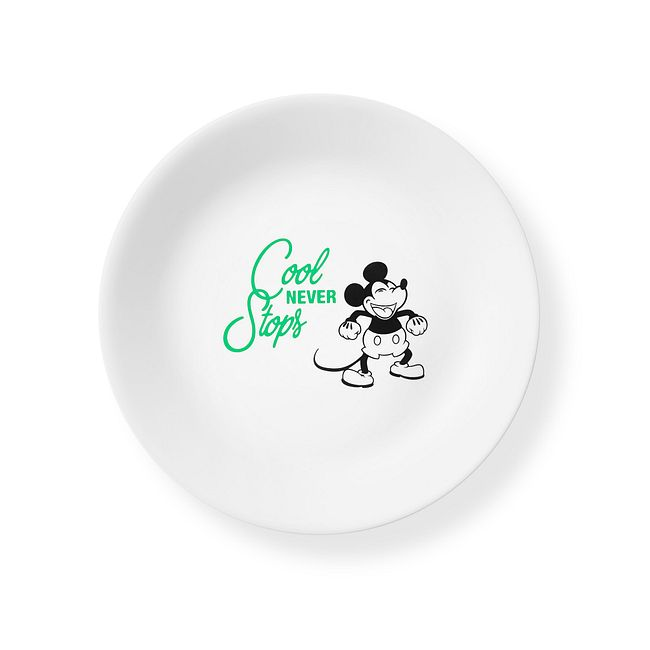 "8.5"" Salad Plate: Mickey Mouse™ - Cool Never Stops"
