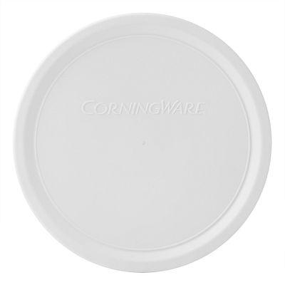 Corningware French White 24-Oz Round Plastic Lid