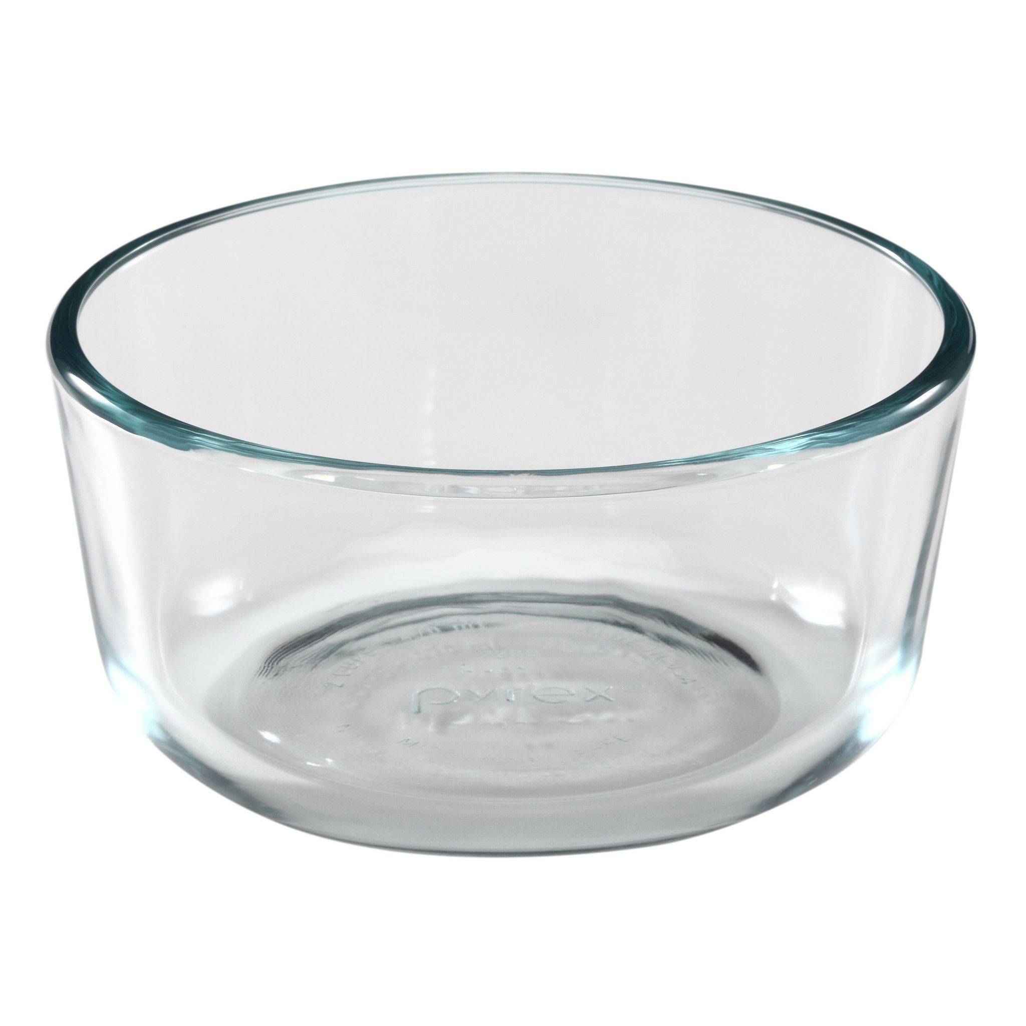 2-cup Glass Food Storage Container
