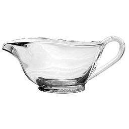 Presence 12-ounce Glass Gravy Boat