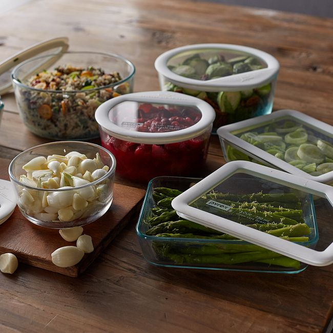 10-piece Food Storage Container Set