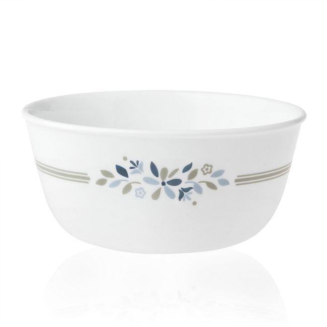 Signature Prairie Garden Grey 28-oz Bowl