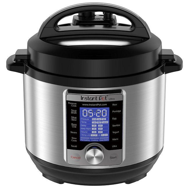 Instant Pot® Ultra™ Mini 3-quart Multi-Use Pressure Cooker