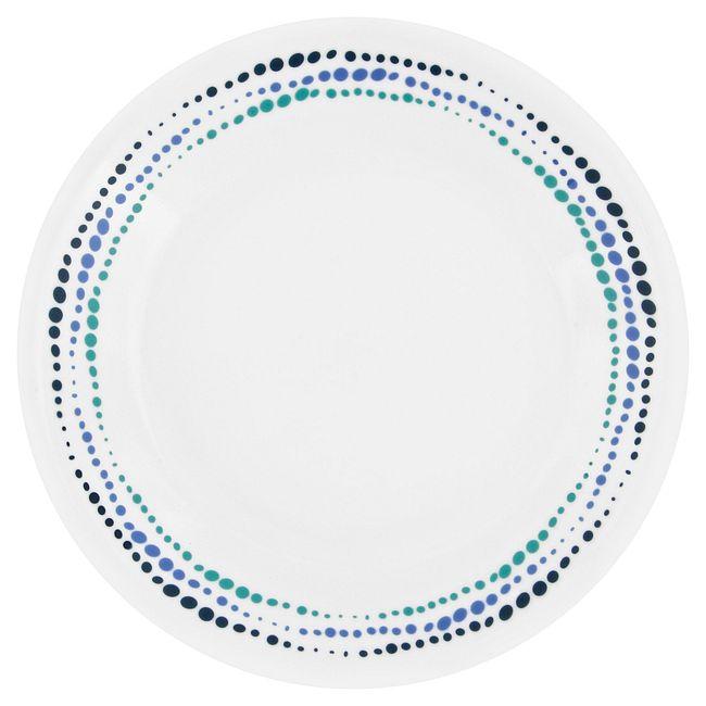 """Ocean Blues 6.75"""" Appetizer Plate"""