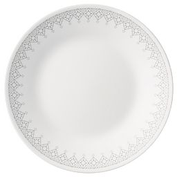 "Evening Lattice 11"" Dinner Plate"