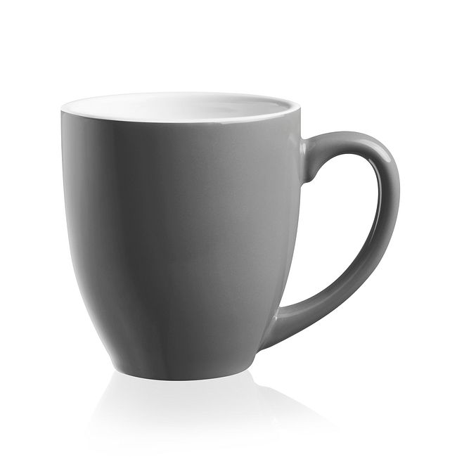 Farmstead Gray 13-ounce Mug
