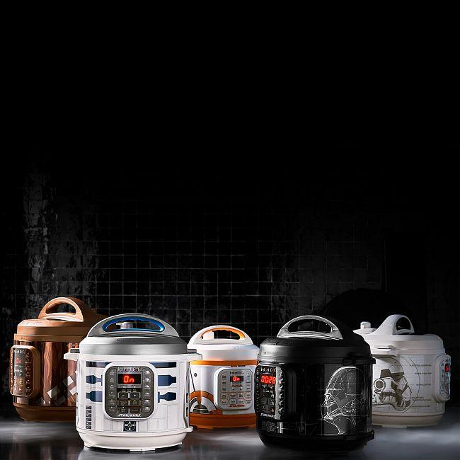 Star Wars™ Instant Pot® Duo™ 6-Qt. Pressure Cooker, Darth Vader™