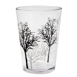 Coordinates® Timber Shadows 8-oz Acrylic Drinkware