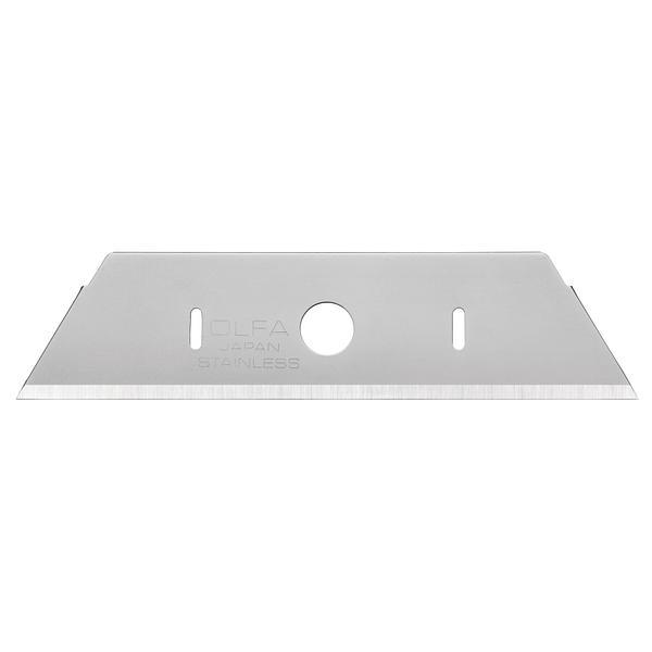 Stainless Steel Dual-Edge Safety Blade (SKB-2S/10B)
