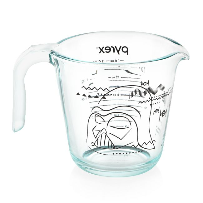 2-cup Measuring Cup: Star Wars™ - Darth Vader™