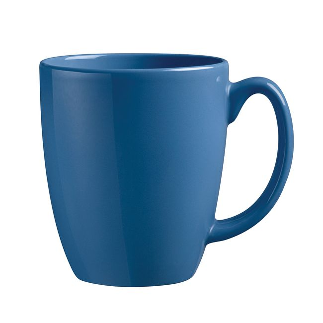 Cornflower 11-ounce Blue Mug