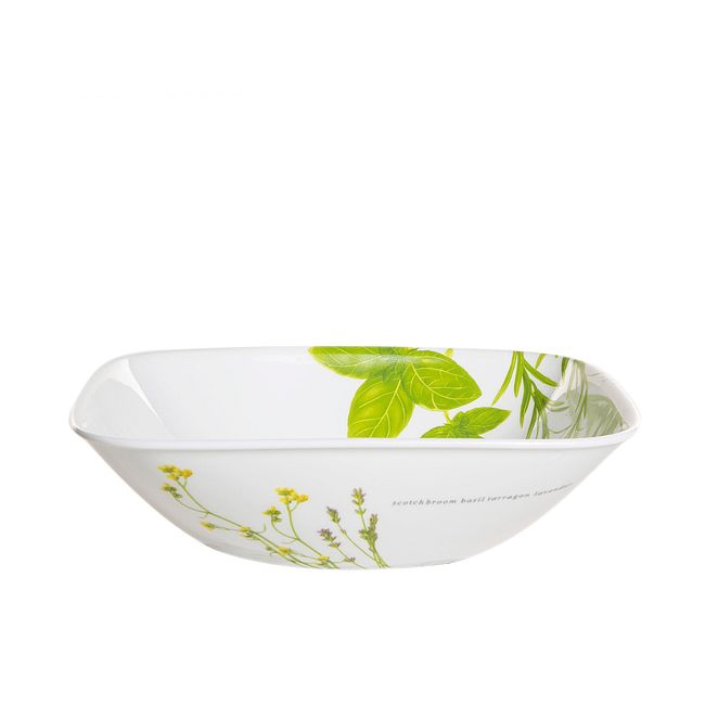 European Herbs 1.5-quart Large Serving Bowl