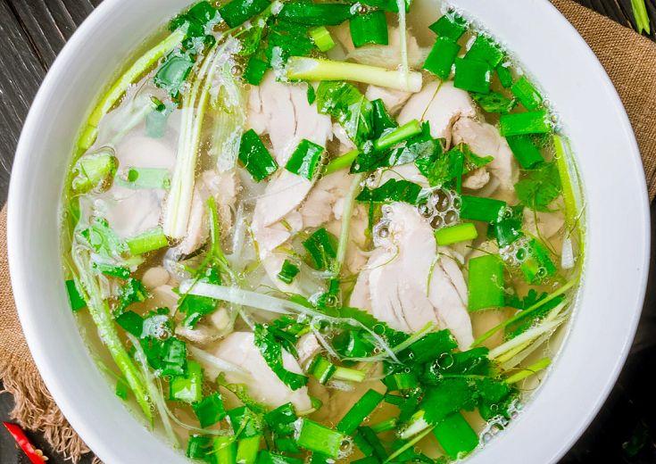 Pho Chicken Noodle Soup