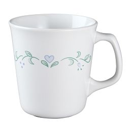 Livingware™ Country Cottage 8-oz Stoneware Mug