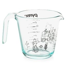 Winnie-the-Pooh™ 2-cup Measuring Cup shown from the back side