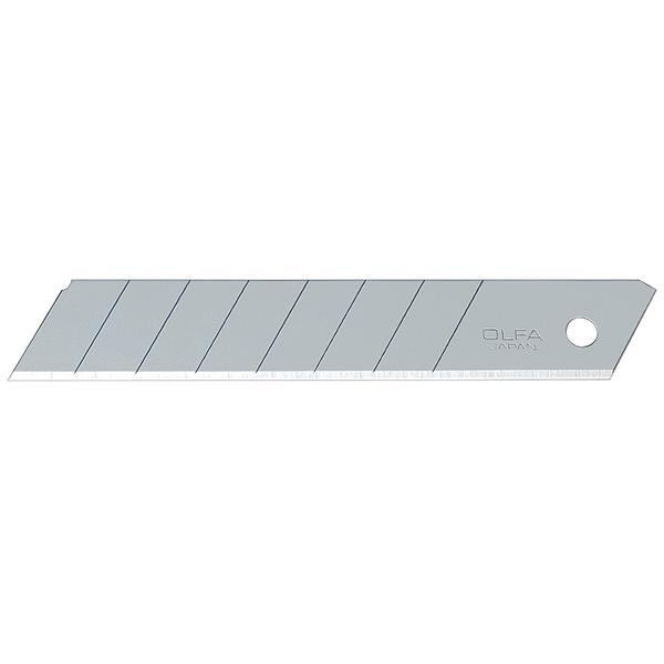 18mm Heavy-Duty Silver Snap-Off Blade (LB-10B)