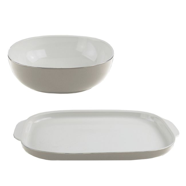 2-pc Truffle Serving Set