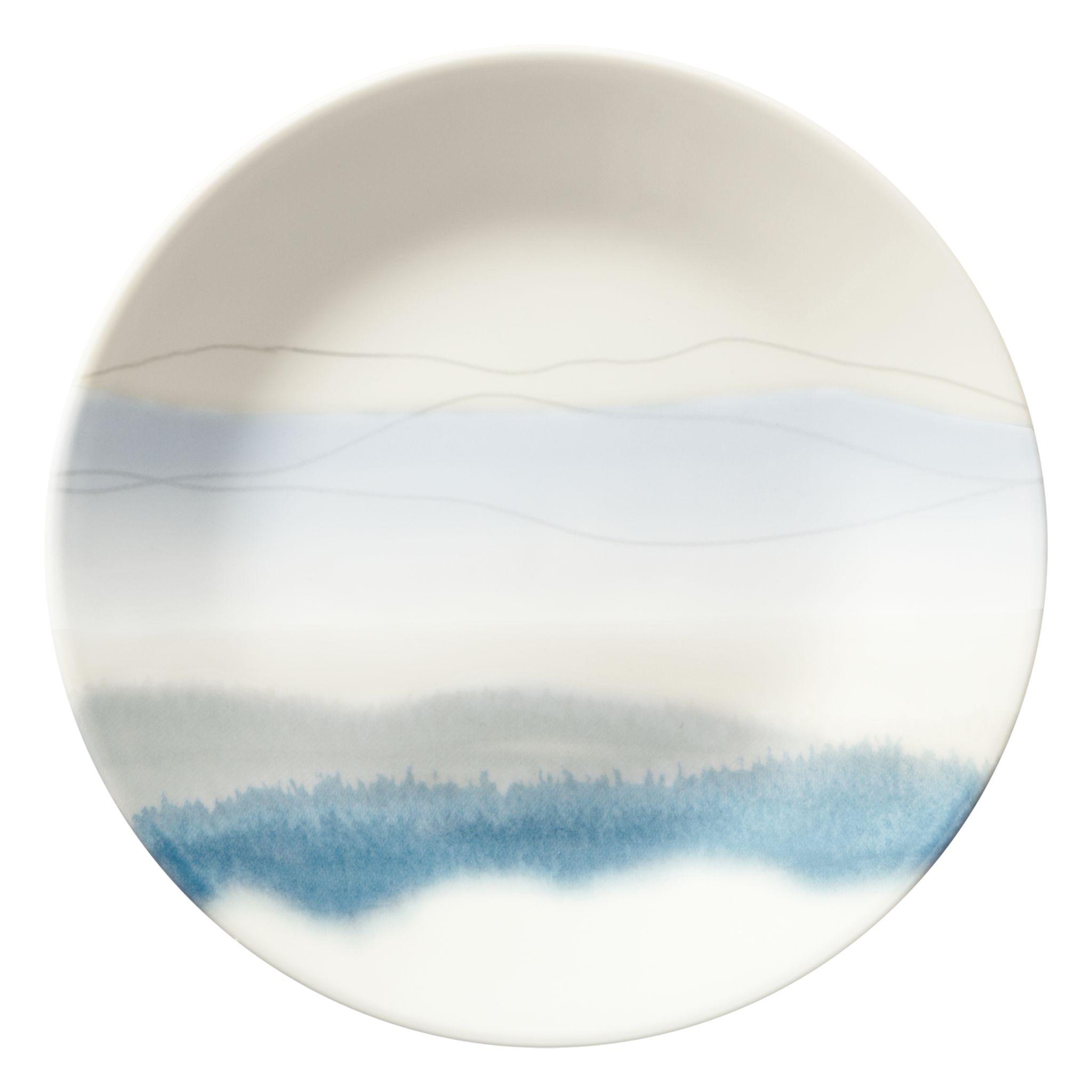 Corelle_Blue_Adirondack_675_Appetizer_Plate