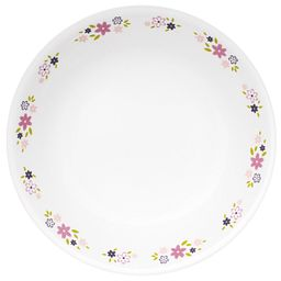 "Floral Fantasy 6.75"" Appetizer Plate"