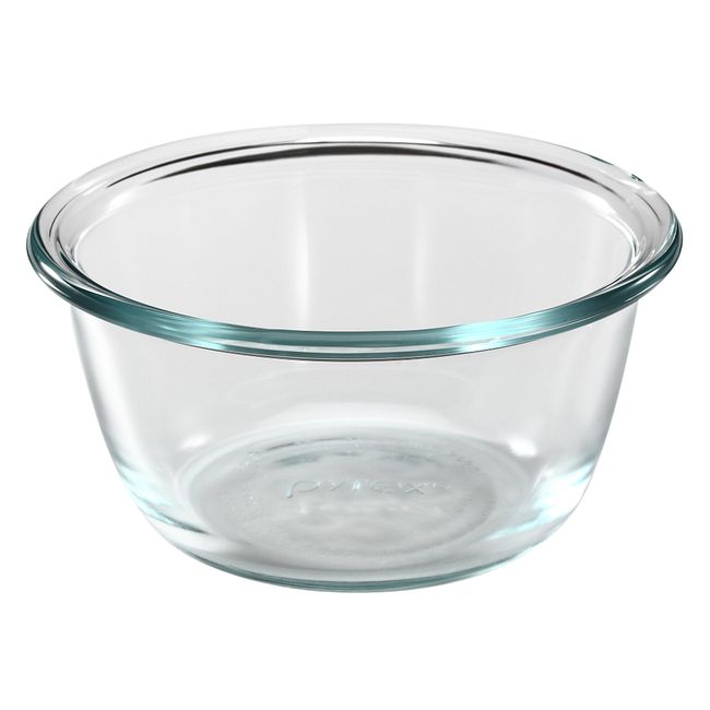 1.67-cup Glass Food Storage Container