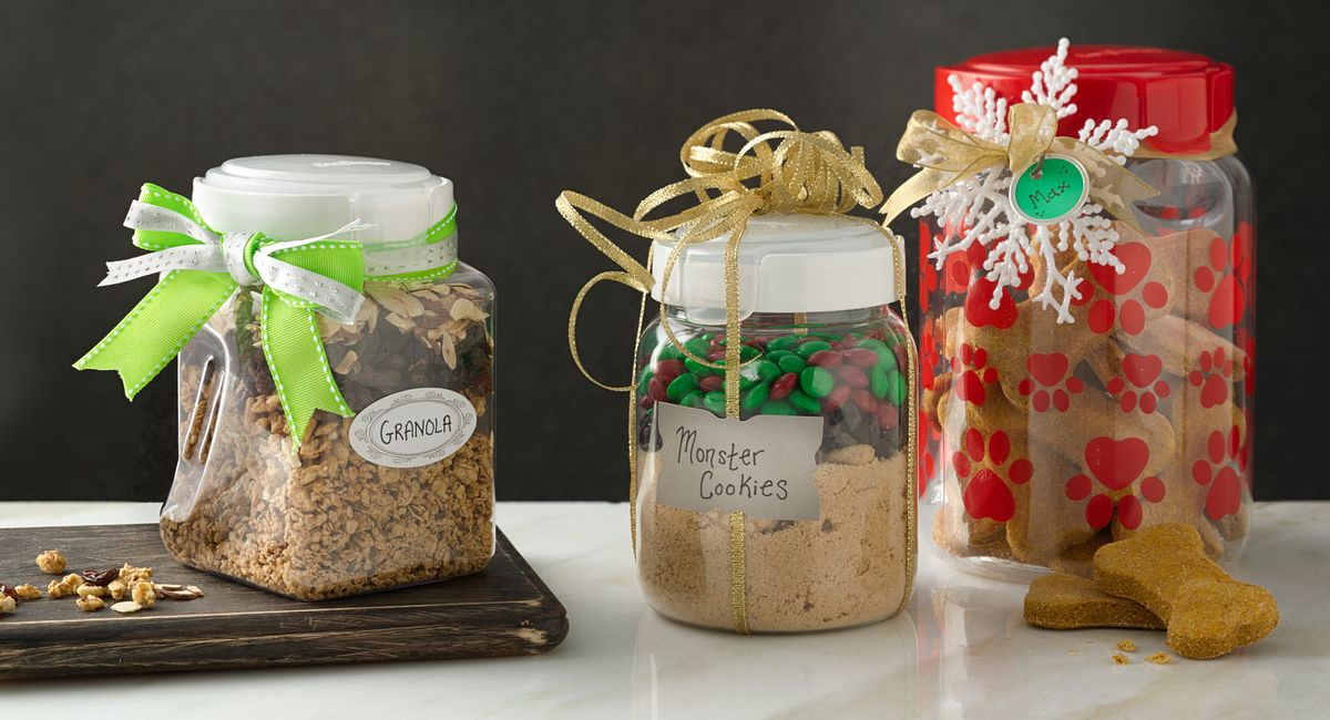 Gift Ideas in a Canister