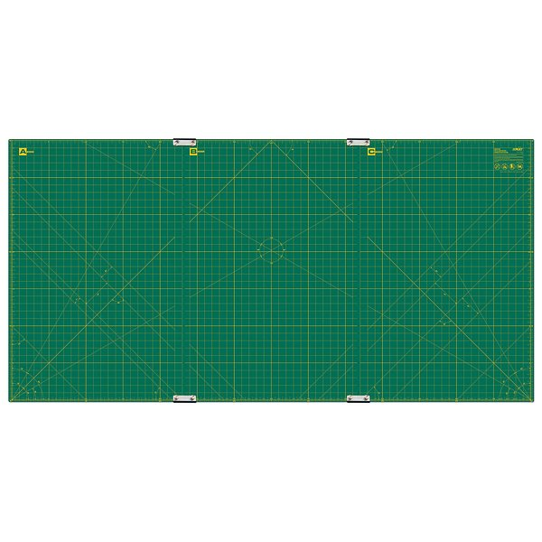 35″ x 70″ Continuous Grid Rotary Mat Set (RM-CLIPS/3)