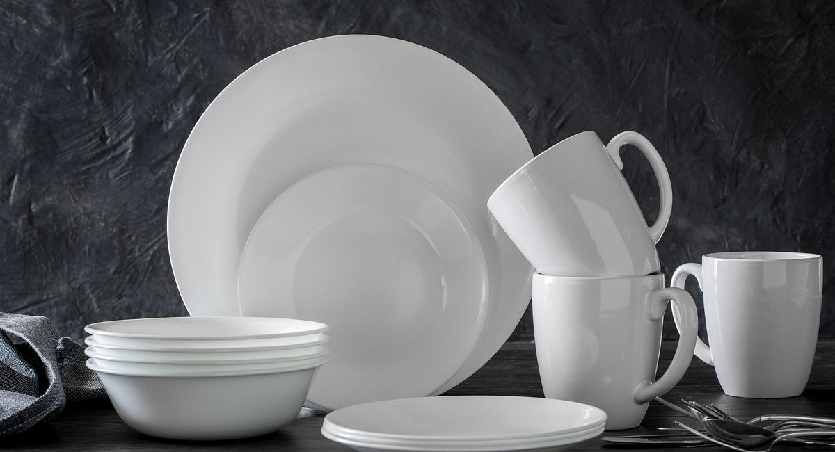 Vitrelle® Makes Dinnerware Lightweight, Chip-Resistant