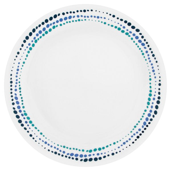 Corelle_Ocean_Blues_1025_Dinner_Plate
