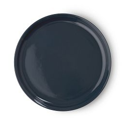 "Midnight 9"" Salad Plate, Blue"