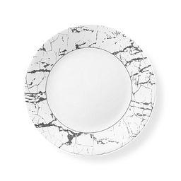 "Stone Grey 11"" Dinner Plate"