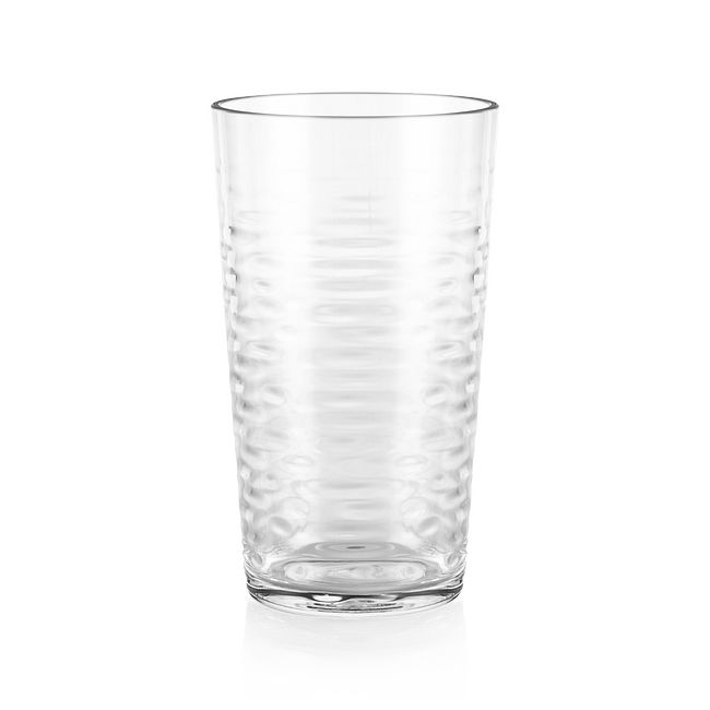 Clear Foundry 20.6-ounce Tall Acrylic Tumbler