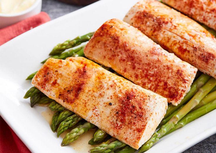 Butter-Poached Mahi-Mahi