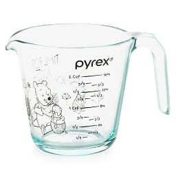 Winnie-the-Pooh™ 2-cup Measuring Cup shown from the front side