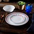 Corelle Harbor Town 16-pc Dinnerware Set on Table