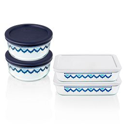 Simply Store® 8-pc Santorini Storage Set