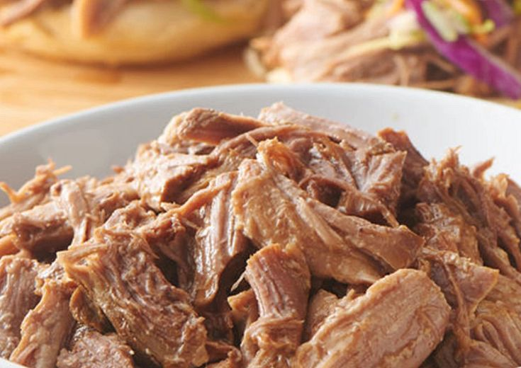 Five-ingredient Pork Shoulder