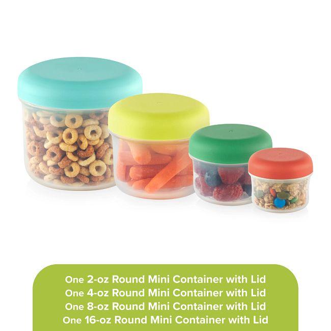 Meal Prep Mini 8-piece Set