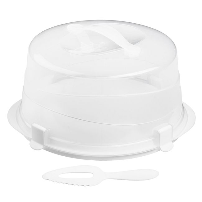 Airtight Cake Keeper Food Storage Container