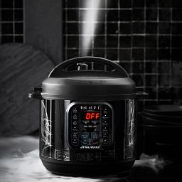 Star Wars - Darth Vadar 6-qt. Pressure Cooker on counter