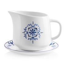 Corelle stoneware dinnerware set on table