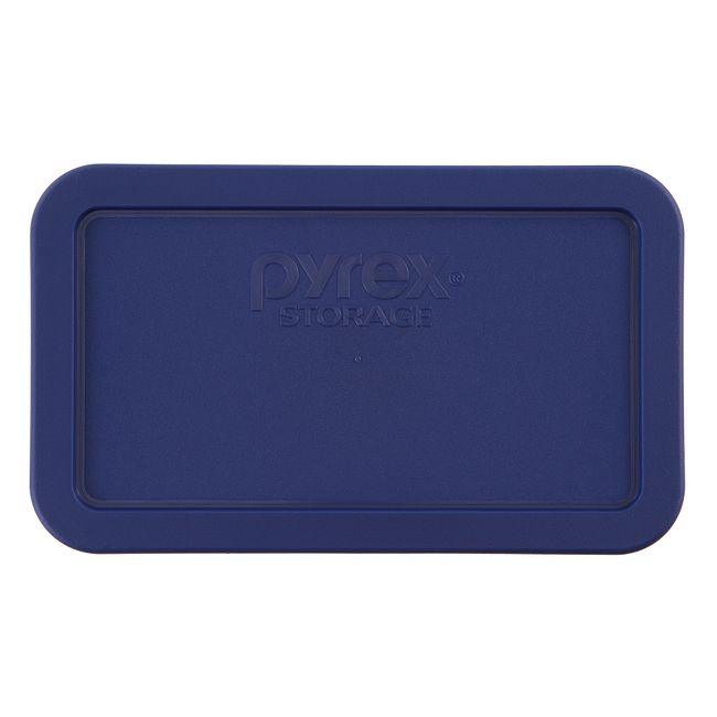 Blue Lid for 4.8-cup Rectangular Food Storage Container