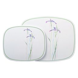 Coordinates® Shadow Iris 2-pc Hot Pad Set