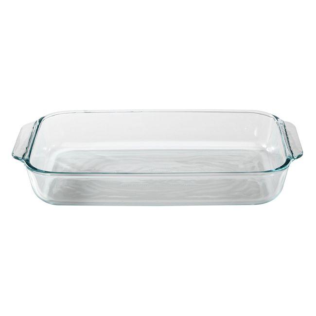 3-quart Rectangular Glass Baking Dish