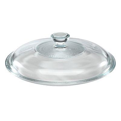 Pyrex 1.5-Qt Glass Casserole Lid