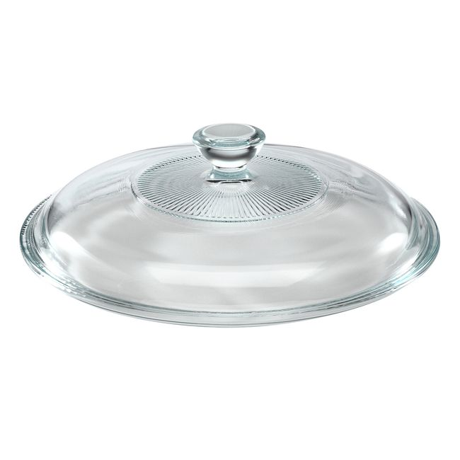 Glass Lid for 1.5-quart Casserole Dish