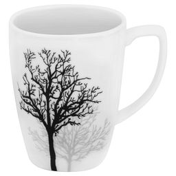 Square™ Timber Shadows 12-oz Porcelain Mug