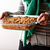 Easy Grab 2-qt Oblong Baking Dish w/ Cobbler Inside