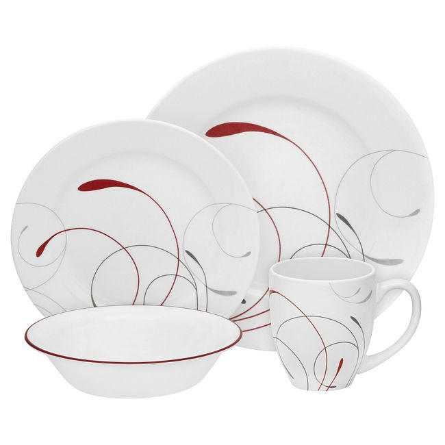 Impressions Splendor 16-pc Dinnerware Set