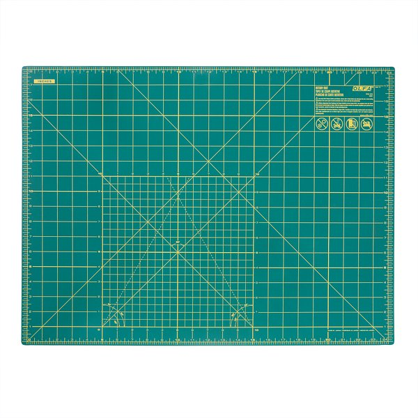 18″ x 24″ Double-Sided Rotary Mat (RM-SG)